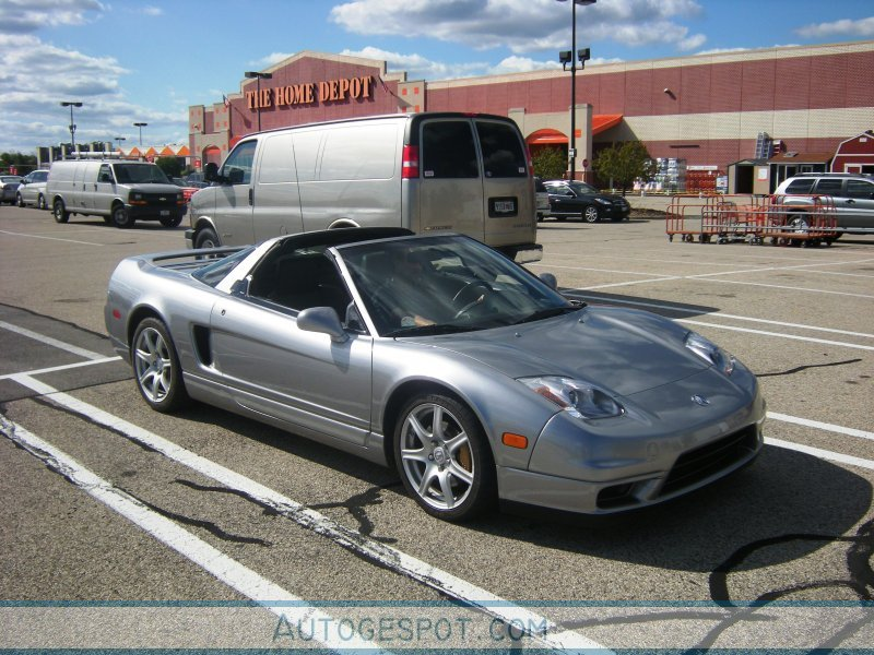 acura nsx t 2002 2005 28 february 2010 autogespot. Black Bedroom Furniture Sets. Home Design Ideas