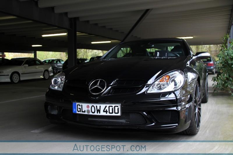 Mercedes benz slk 55 amg r171 black series 10 april 2010 for Mercedes benz slk series