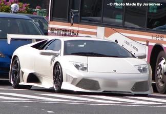 Lamborghini Murciélago LP640 LB Performance