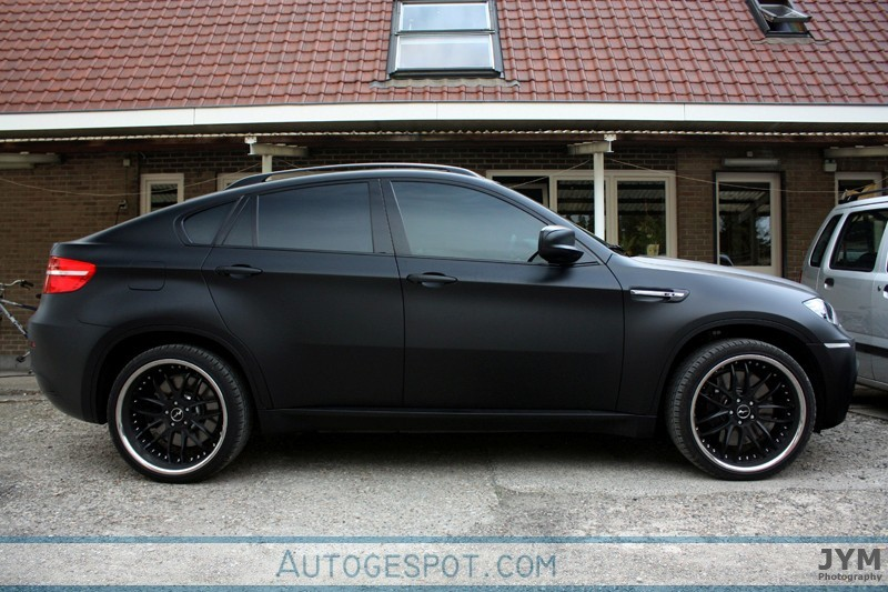 Bmw X6 M 18 May 2010 Autogespot