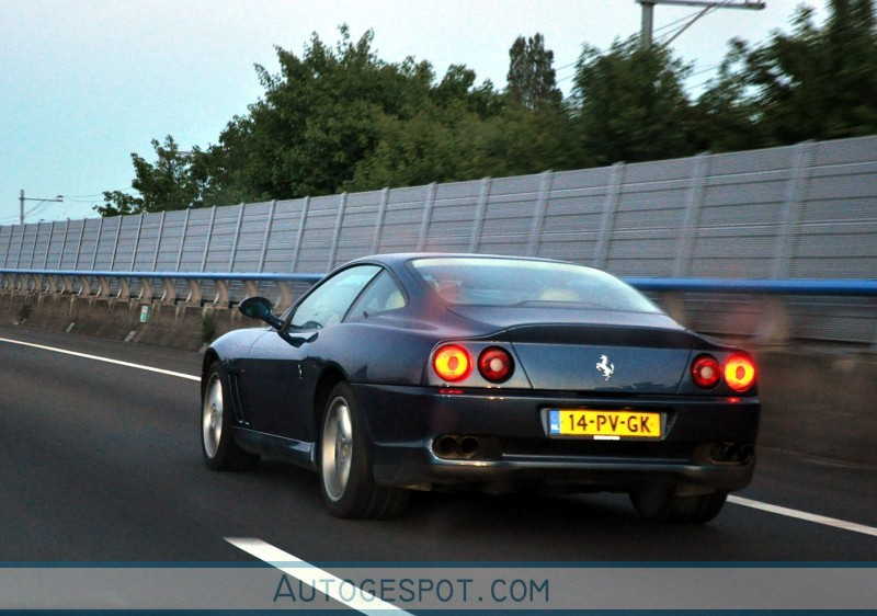 2010 Ferrari 550 Maranello photo - 3