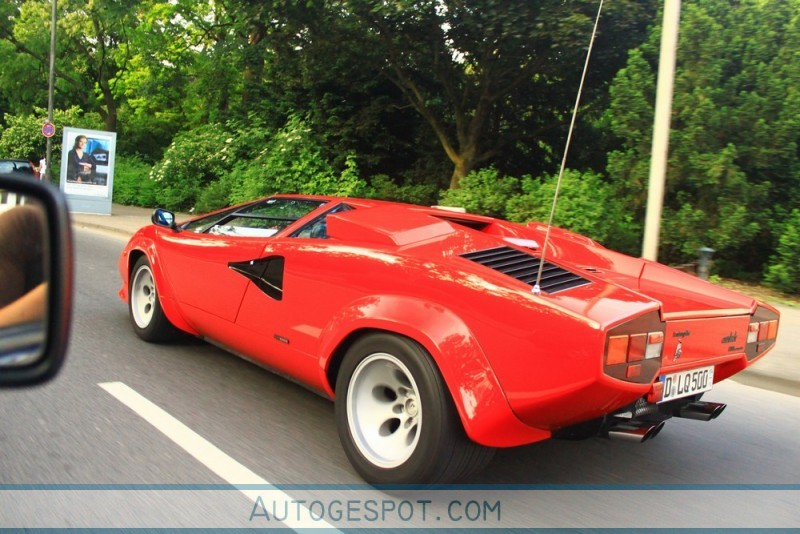 lamborghini countach 5000 quattrovalvole 7 juni 2010 autogespot. Black Bedroom Furniture Sets. Home Design Ideas