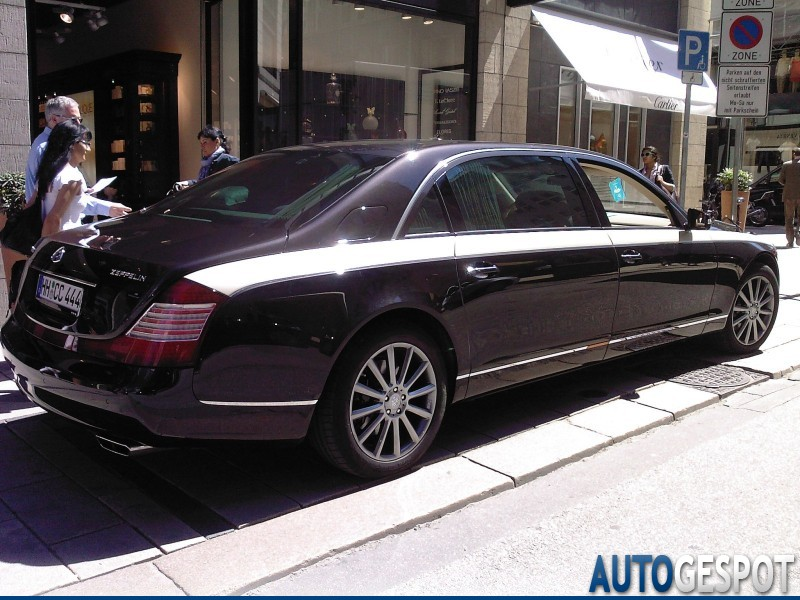 2018 maybach 62. delighful 2018 2 i maybach 62 s zeppelin to 2018 maybach c