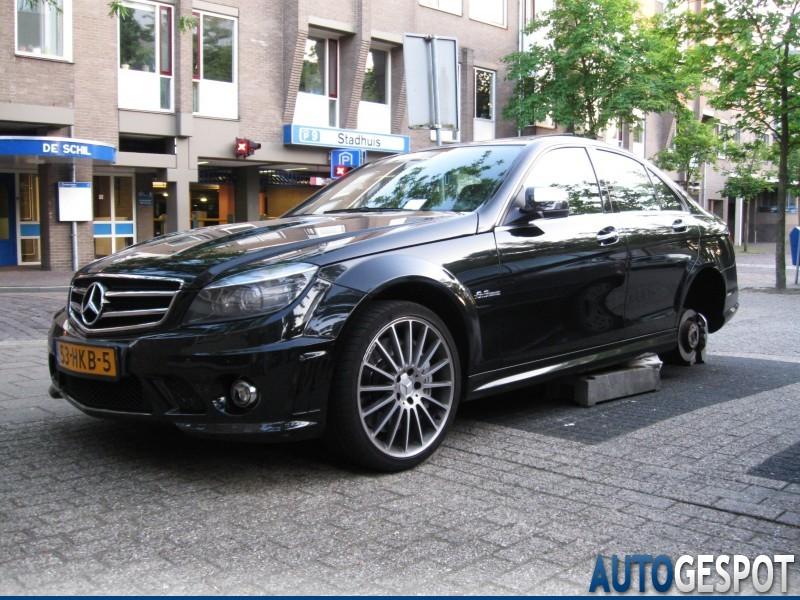 Mercedes benz c 63 amg w204 17 juni 2010 autogespot for Mercedes benz c amg 2010