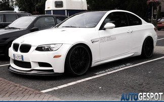 BMW Mosselman M3 E92 MSL