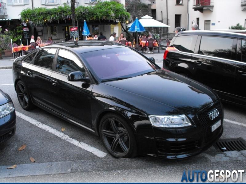 Audi RS6 Plus Sedan C6 - 9 August 2010 - Autogespot