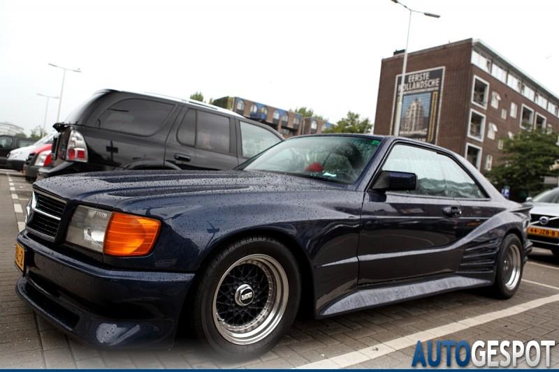 Mercedes benz 500 sec koenig specials 22 august 2010 for C 500 mercedes benz for sale