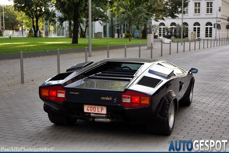 Lamborghini Countach Lp400 S 25 September 2010 Autogespot