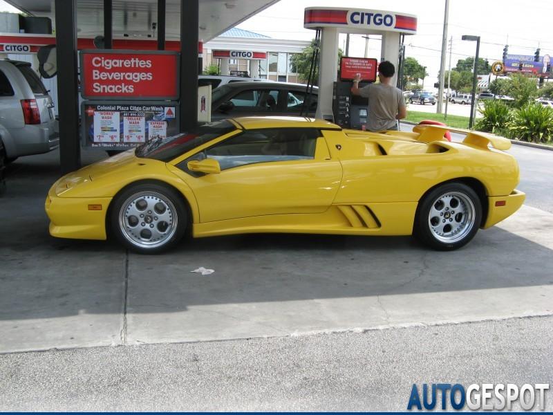 Lamborghini Diablo Vt Roadster 4 November 2010 Autogespot