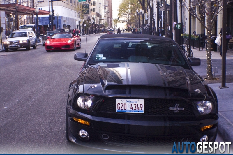 Ford Mustang Shelby GT500 Super Snake Convertible - 30 November 2010 - Autogespot
