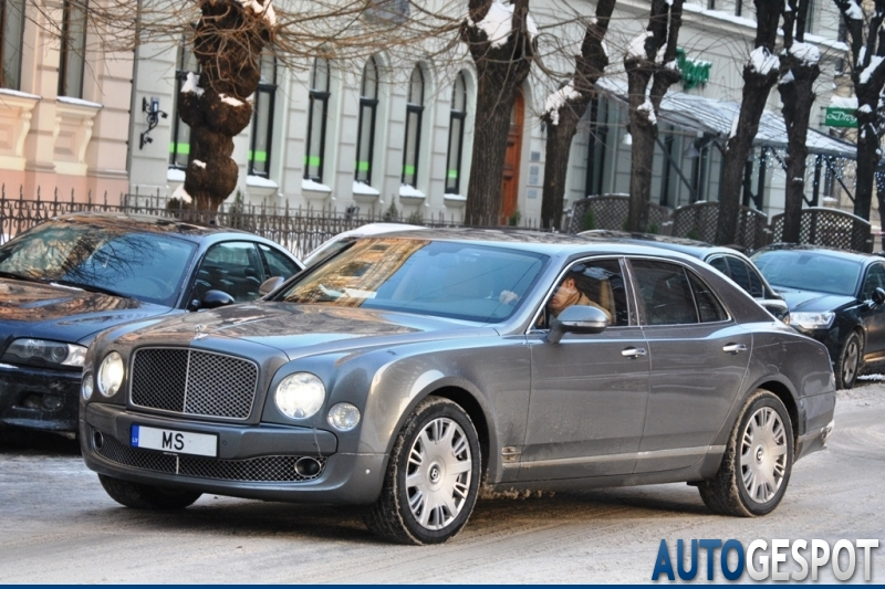 Bentley Mulsanne 2009  17 December 2010  Autogespot