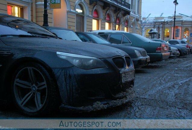 BMW Hamann M5 E60