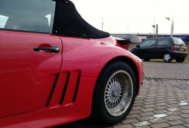 Porsche 930 Strosek Turbo Cabriolet