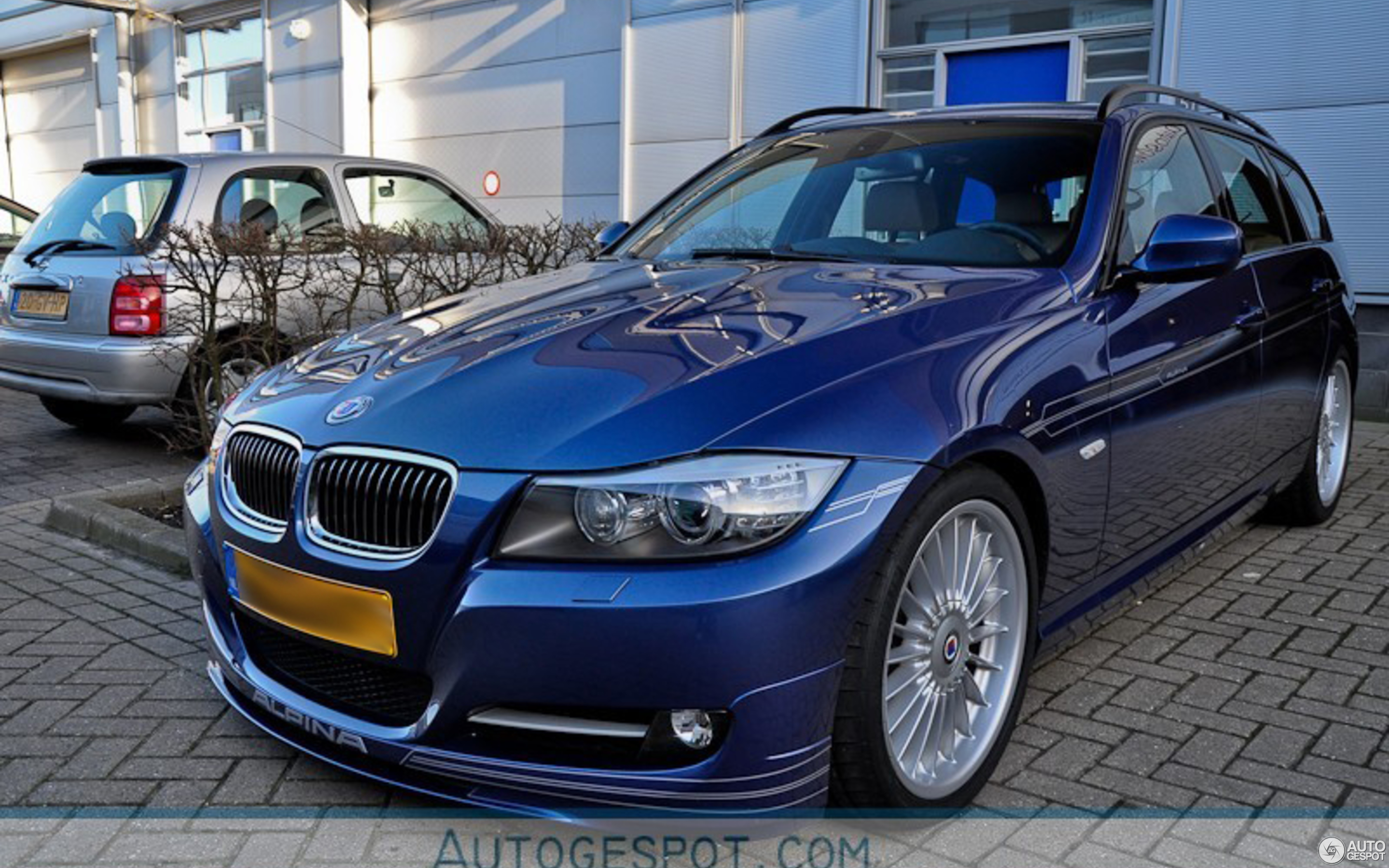 Alpina B3 Bi-turbo Touring 2009