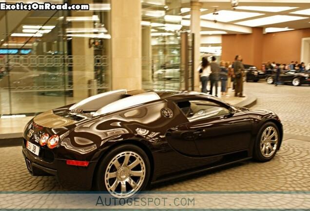 Bugatti Veyron 16.4 Fbg par Hermès