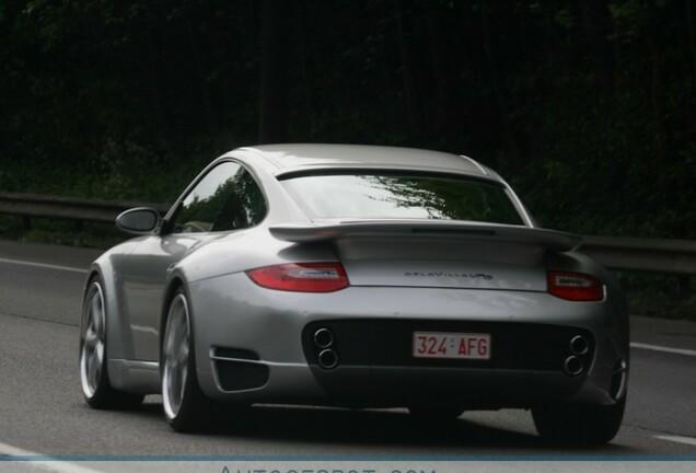 Porsche 997 Delavilla VRS