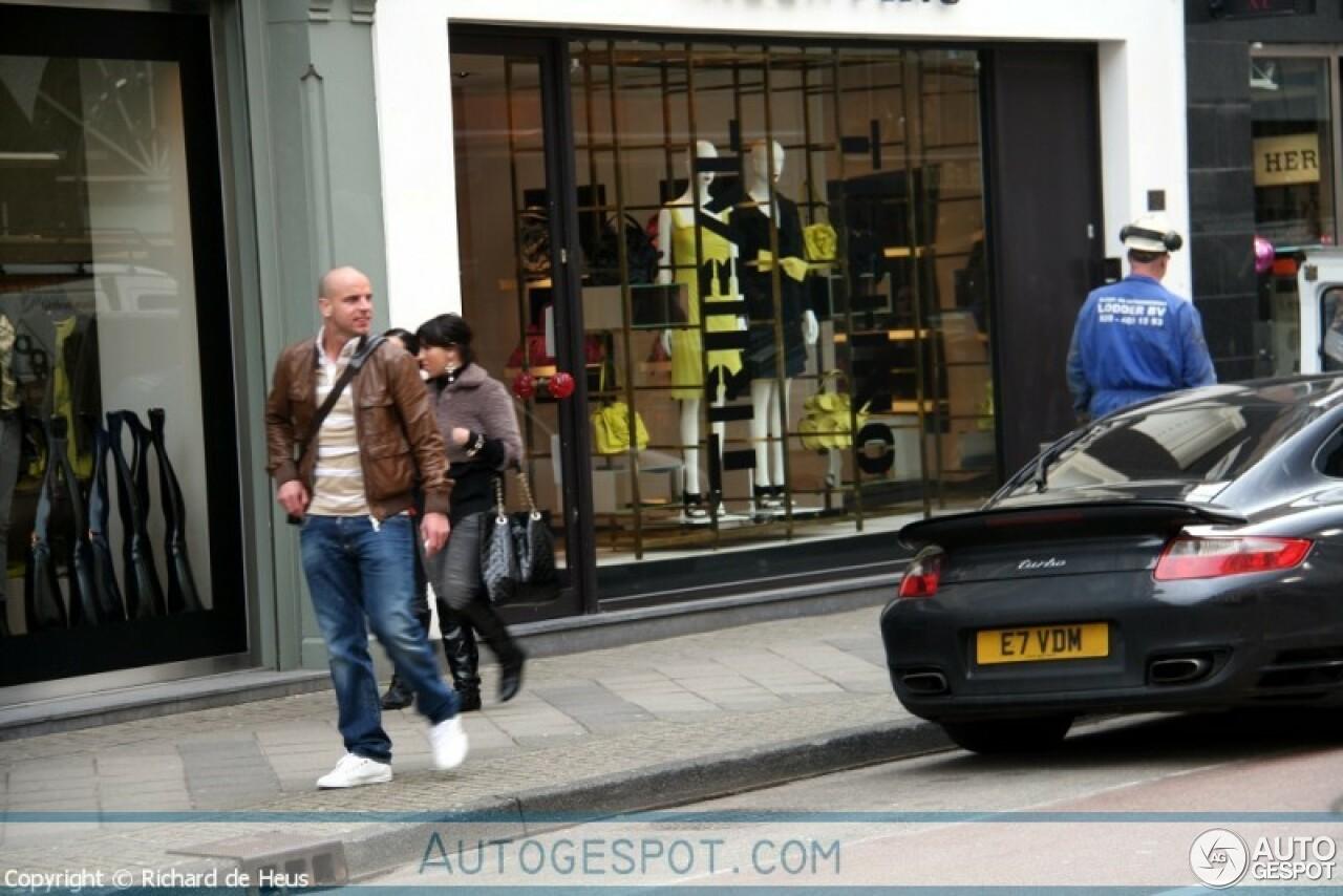 Vandaag tien jaar geleden: Andy van der Meyde in Amsterdam