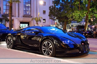 exotic car spots worldwide hourly updated autogespot bugatti veyron 16 4 sk limited edition. Black Bedroom Furniture Sets. Home Design Ideas