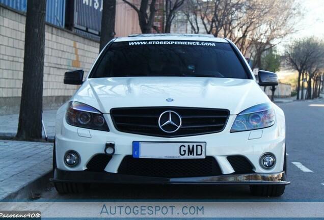 Mercedes-Benz RevoZport C 63 AMG
