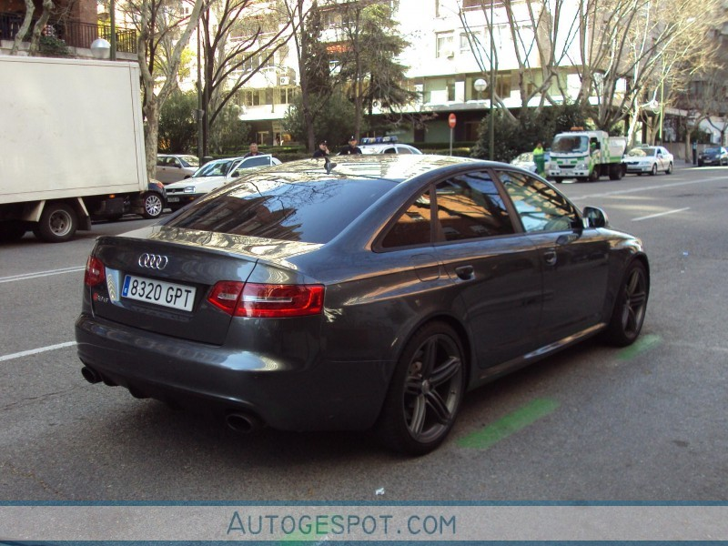 Audi Rs6 Sedan C6 1 Abril 2010 Autogespot
