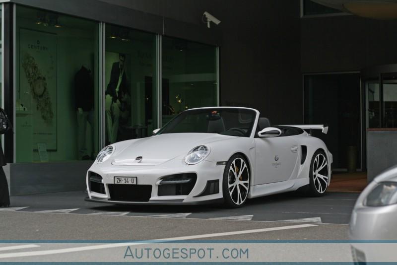 Vandaag tien jaar geleden: Porsche 997 Techart GT Street R Cabriolet