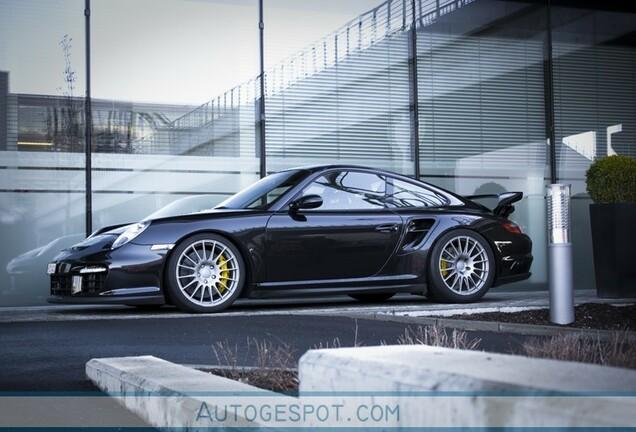 Porsche 997 GT2 Sportec