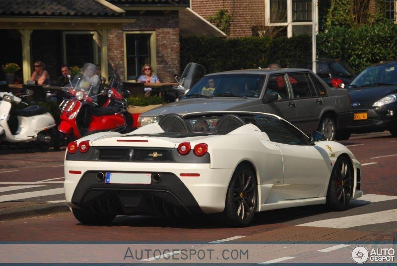 Vandaag tien jaar geleden: Ferrari Scuderia Spider 16M