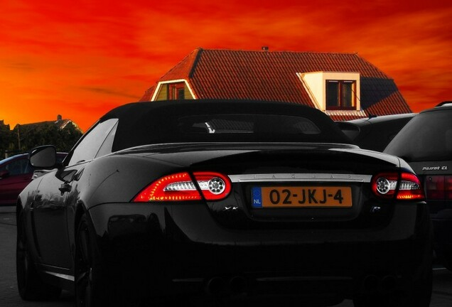 Jaguar XKR Convertible 2009 Paramount Performance