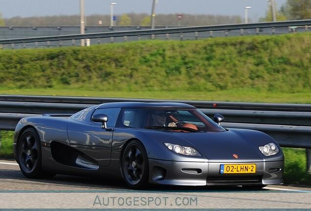 Koenigsegg CC8S