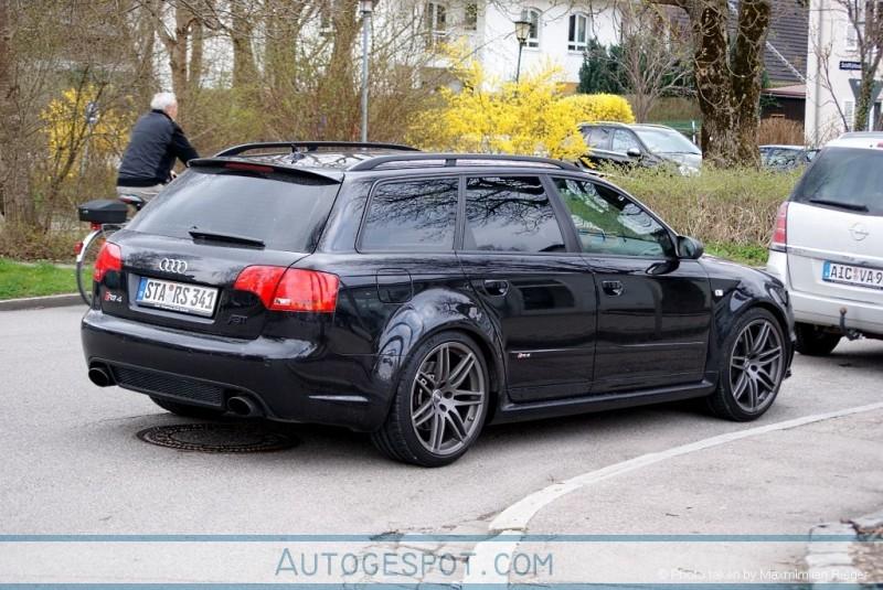 Audi Rs4 Avant B7 3 May 2010 Autogespot