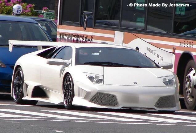 Lamborghini Murciélago LP640 Liberty Walk LB Performance