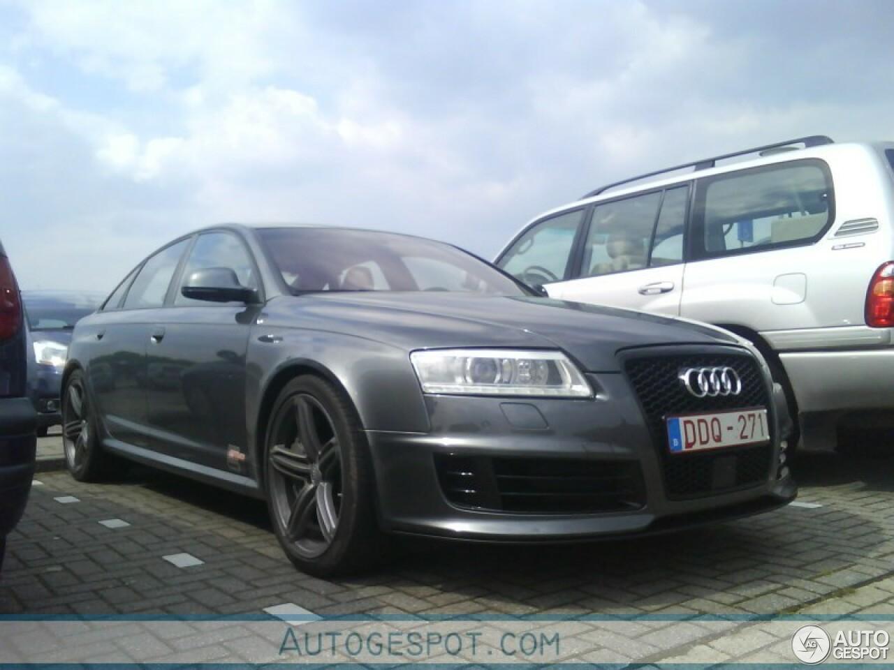 Audi RS6 Plus Sedan C6 - 15 May 2010 - Autogespot