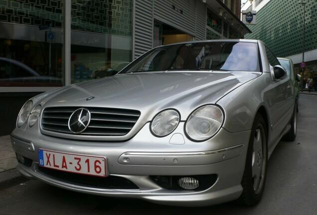 Mercedes-Benz CL 55 AMG C215