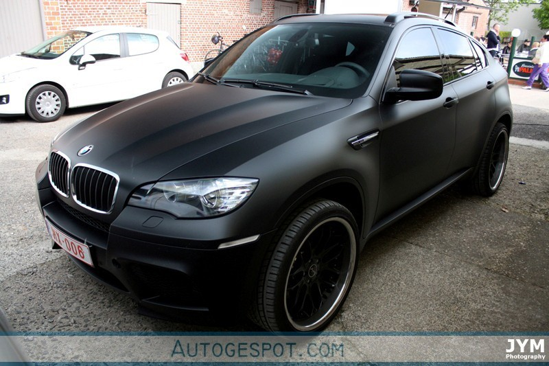 bmw x6 m 18 mayo 2010 autogespot. Black Bedroom Furniture Sets. Home Design Ideas