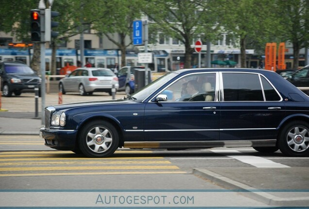 Bentley Arnage 450 HR Mulliner Limousine