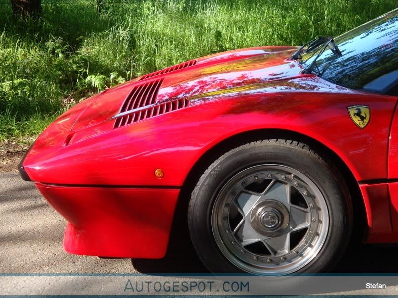 Vandaag tien jaar geleden: Ferrari 288 GTO in Nederland