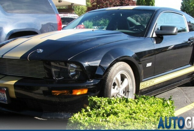 Ford Mustang Shelby GT-H