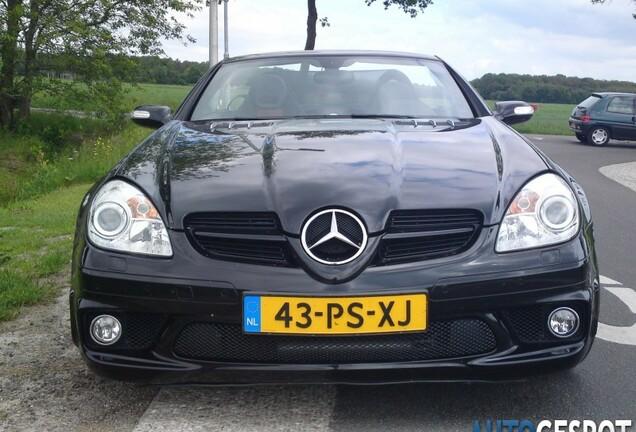 Mercedes-Benz SLK 55 AMG R171