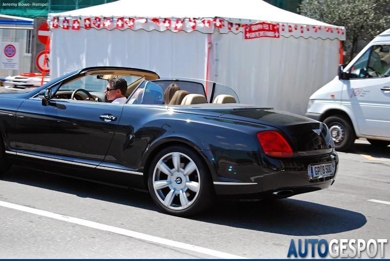 Bentley Continental GTC 5