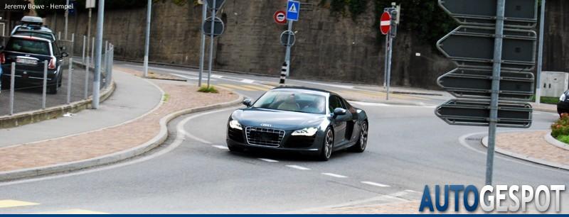 Audi R8 V10 2