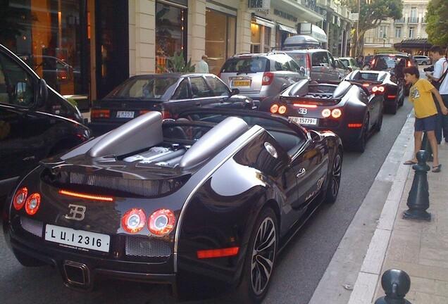 Bugatti Veyron 16.4 Grand Sport SK Limited Edition