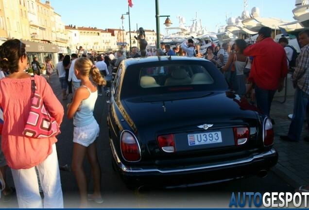 Bentley Arnage Red Label LWB