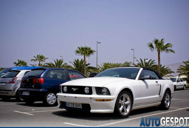 Ford Mustang GT California Special Convertible