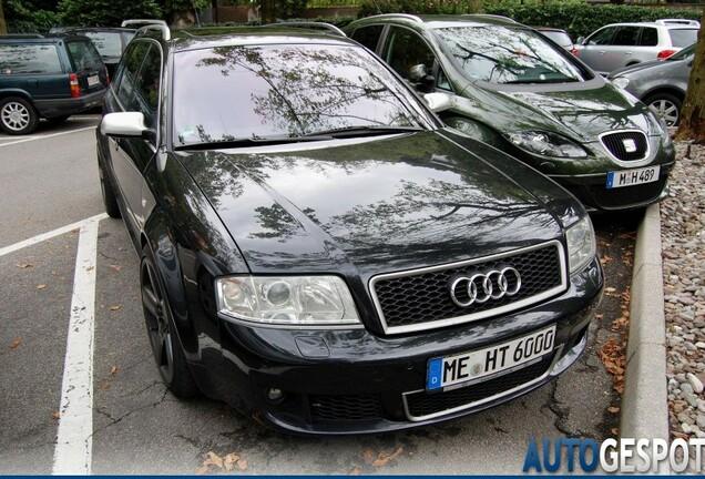 Audi MTM RS6 Avant C5
