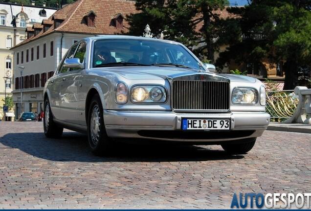 Rolls-Royce Silver Seraph Last of Line