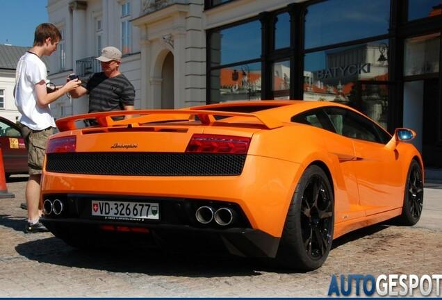 Lamborghini Gallardo LP560-4 Affolter