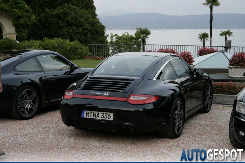 porsche 997 targa 4s mkii 31 august 2010 autogespot. Black Bedroom Furniture Sets. Home Design Ideas
