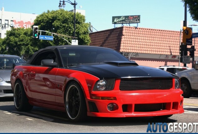 Ford Mustang Roush Stage 3 Cabriolet