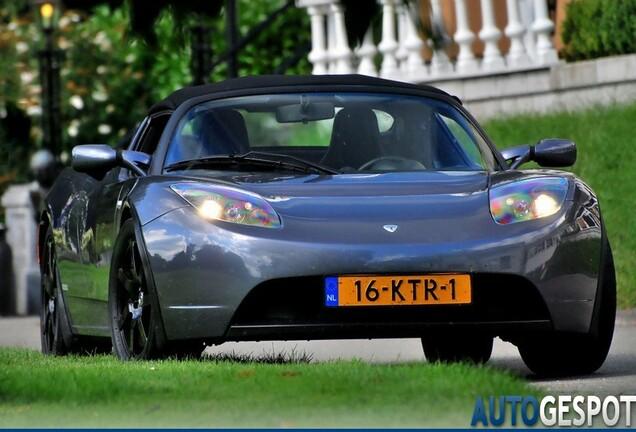 Tesla Motors Roadster Sport Signature 250
