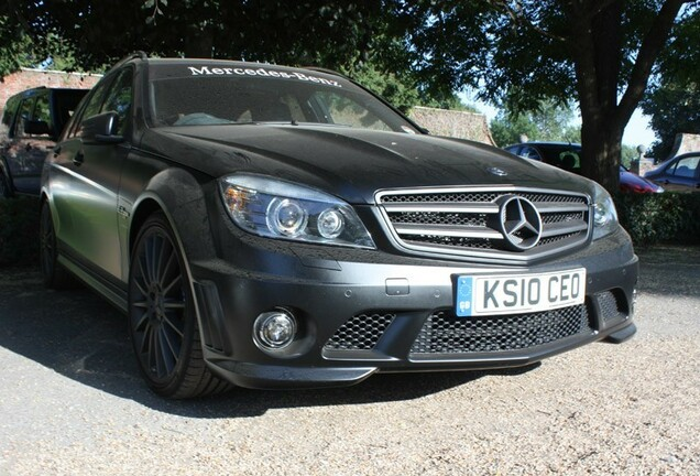 Mercedes-Benz C 63 AMG Estate DR520